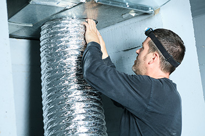 air duct inspection